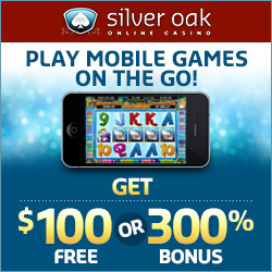 SilverOak mobile casino