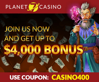 Planet7   400% Bonus   Generic with a signup form (Best Converting)