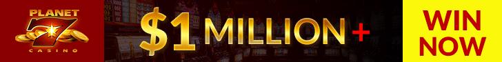 1 million Jackpot