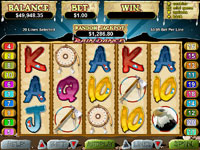 Play Rain Dance at Royal Ace Casino Today!